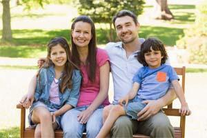 Family of dental patients in St. Cloud | 34772 Dentist Office